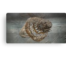 Spiral Shell Chandelier  Canvas Print