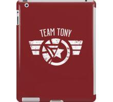 Team Tony - Civil War iPad Case/Skin