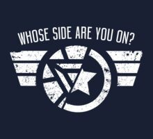 Whose Side Are You On? - Civil War by Frederick Design