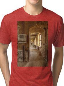 Chateau du Cygne Tri-blend T-Shirt