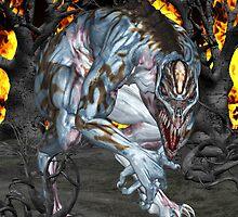 Raghoth .. Hell Demon by LoneAngel