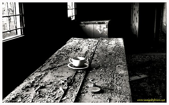 the unfortunate cup by Brian  Dwyer