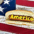 American Dog by Maria Dryfhout