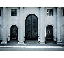 Gringotts Photographic Print