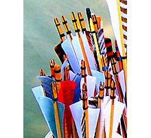 Nocking the arrows Photographic Print