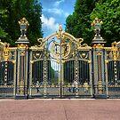 Canada Gates.  by Lilian Marshall