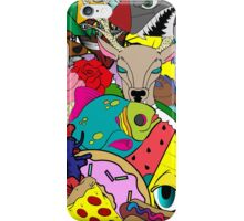 Doodles All Over iPhone Case/Skin