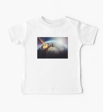 Cat Victory Baby Tee
