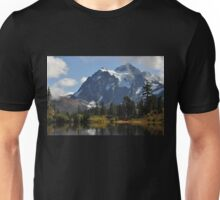 Mount Shuksan Autumn Unisex T-Shirt