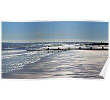Glistening Shore Poster