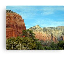 Spring in Sedona Canvas Print