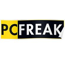 Pc Freak Poster
