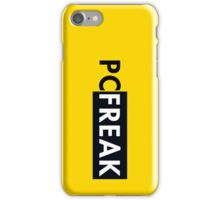 Pc Freak iPhone Case/Skin