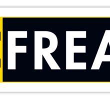 Pc Freak Sticker