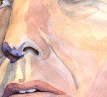Alan Rickman - Fan Art Sticker