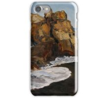Northern California Surf Building iPhone Case/Skin