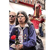 Patron Saints Photographic Print