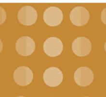 Droidarmy: Dalek - Dalek Gold Sticker Sticker