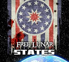 Free Lunar States by Bob Bello