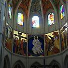 Madrid Cathedral by Matt Scott