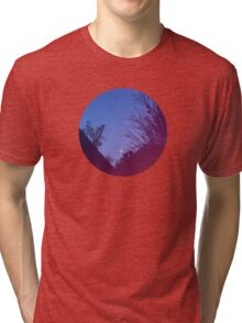Still A Dark Night Tri-blend T-Shirt