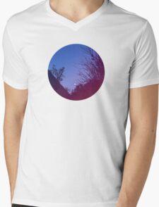 Still A Dark Night Mens V-Neck T-Shirt