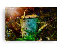 Forrest Can Canvas Print