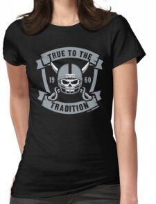 True to the Tradition Womens Fitted T-Shirt