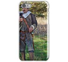 Scottish Presbyterian Minister 17th Century iPhone Case/Skin