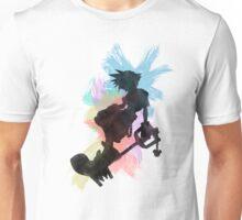 Kingdom Hearts: Watercolor Sora Unisex T-Shirt