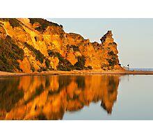 Painkalac Creek at Aireys Inlet Photographic Print