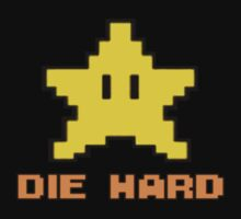 Mario Star Die Hard! by Rdesigns