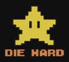 Mario Star Die Hard! T-Shirt