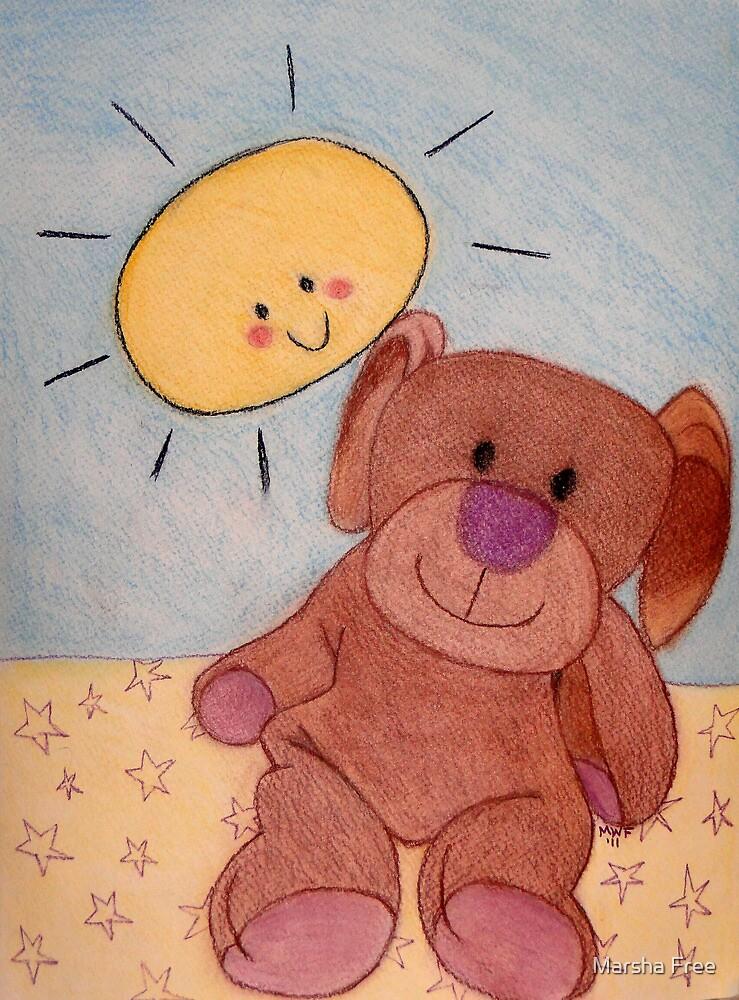 Woof & Sunshine by Marsha Free