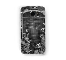 Abandon Tractor Samsung Galaxy Case/Skin