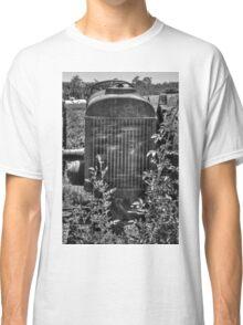 Abandon Tractor Classic T-Shirt
