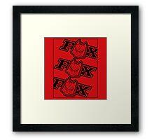 McCloud Racing (b) Framed Print