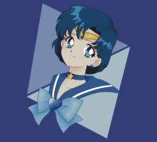 Super Sailor Mercury by A-aru