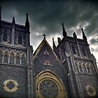 St Mary's Parish of Geelong by LJ_©BlaKbird Photography