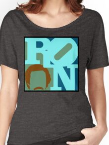 Ron Love (c) (Anchorman) Women's Relaxed Fit T-Shirt