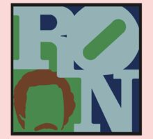 Ron Love (b) (Anchorman) Kids Clothes