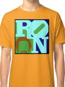 Ron Love (b) (Anchorman) Classic T-Shirt