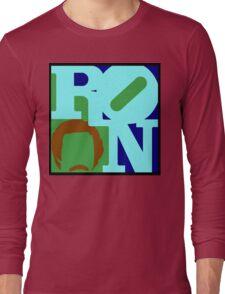 Ron Love (b) (Anchorman) Long Sleeve T-Shirt