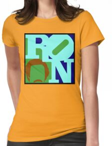 Ron Love (b) Womens Fitted T-Shirt