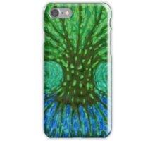 Green Tree iPhone Case/Skin