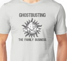 Supernatural Ghostbusters Unisex T-Shirt