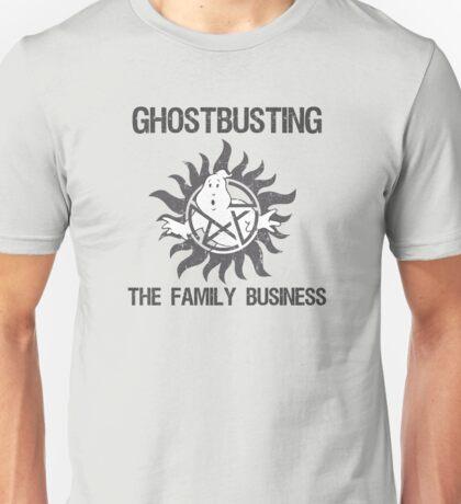 Supernatural Ghostbusters Unisex T-Shirt