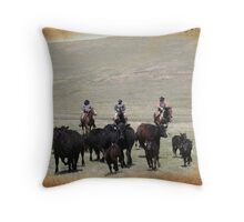 Ten and Ten by Five Throw Pillow
