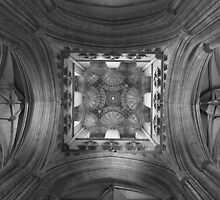 Canterbury Cathedral V by TheWalkerTouch