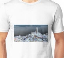 Coit Tower Surreal Unisex T-Shirt